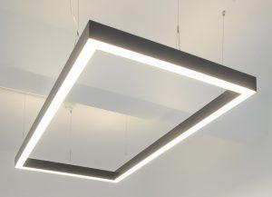 Horizon 50 Linear LED Lighting Shapes
