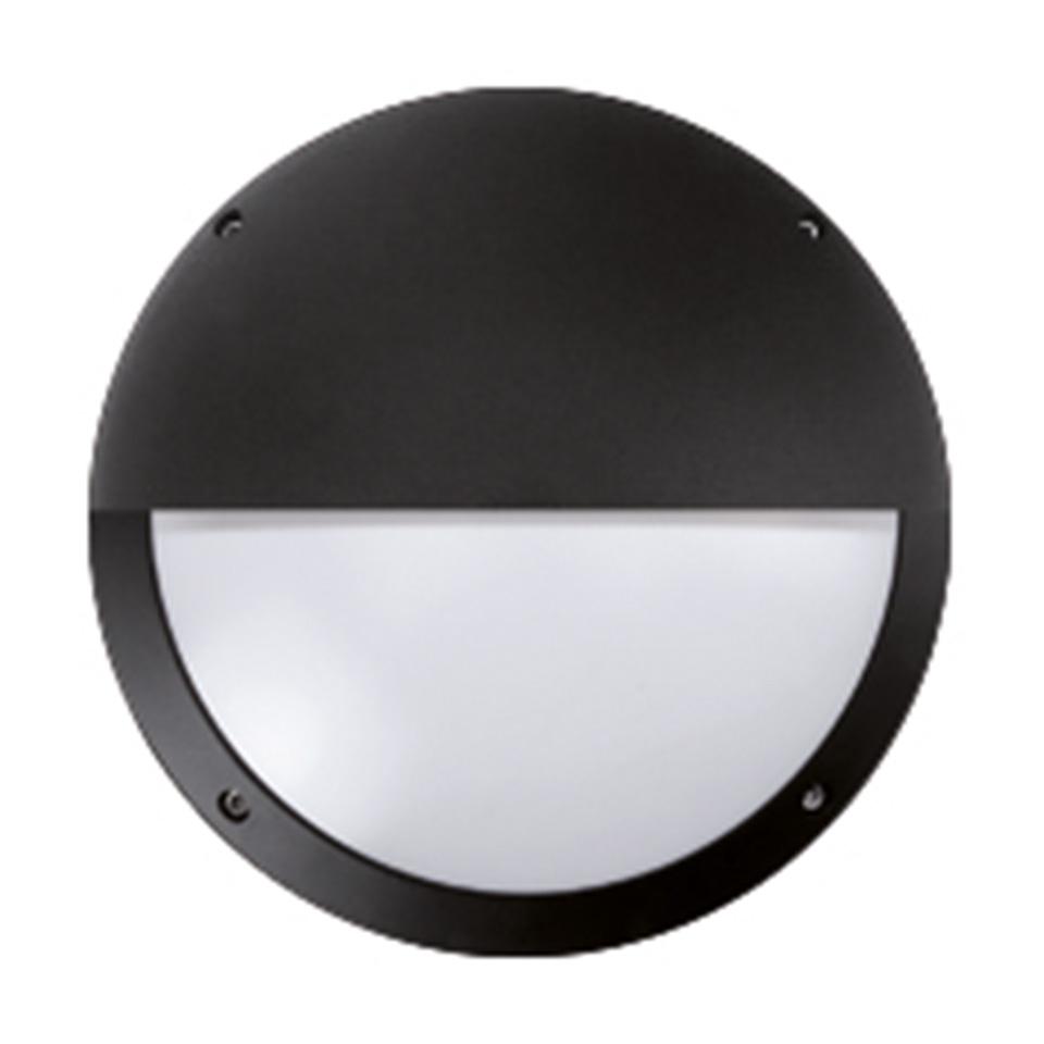 Lunar Eyelid IP65 LED Bulkhead Light