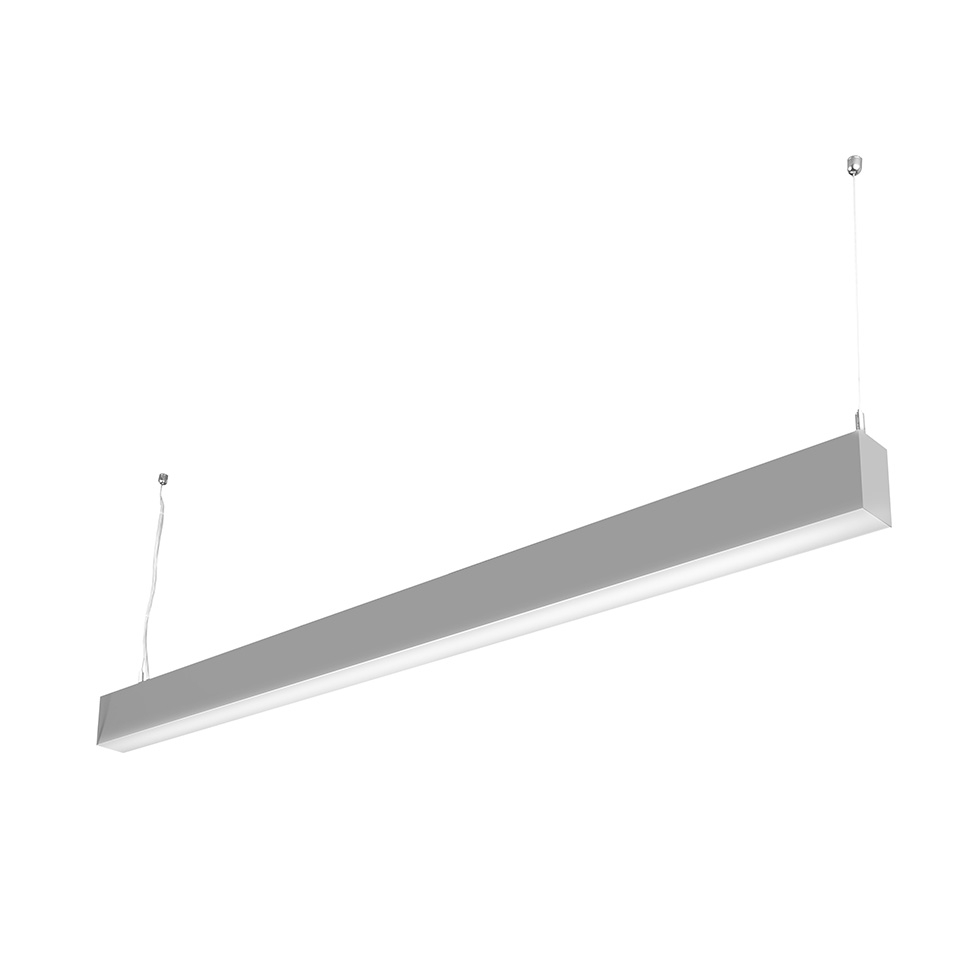Horizon 50 Suspended Direct/Indirect Linear LED Light