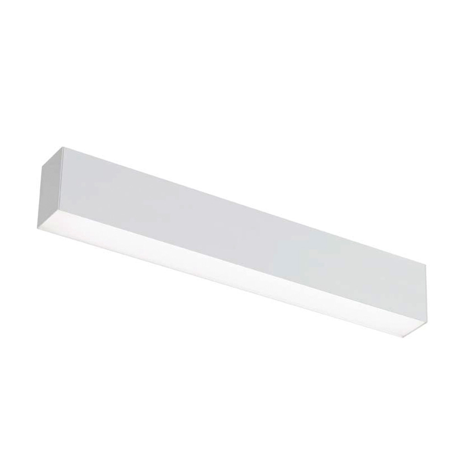 Horizon 50W Wall Mounted Direct/Indirect Linear LED Light