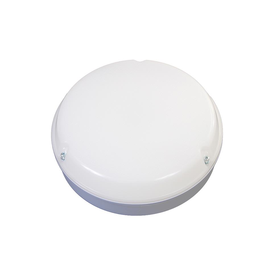 Amenity Round IP65 Surface LED Bulkhead Light